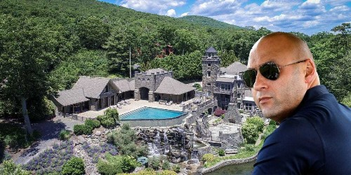 Take a tour of Derek Jeter's incredible lakeside castle in New York - Business Insider