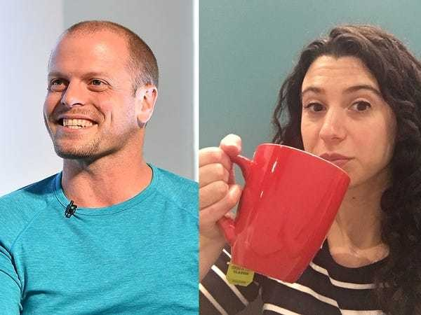 I tried Tim Ferriss' morning routine to be more productive - Business Insider