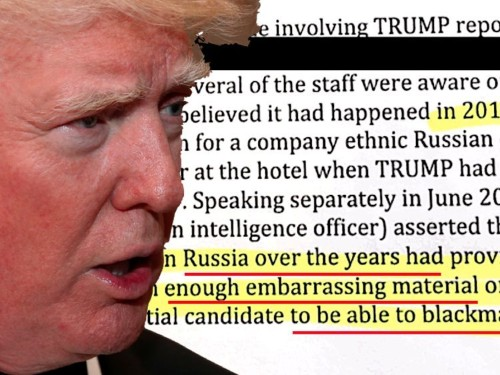 TIMELINE: That Russian Trump blackmail dossier has been making the rounds for months — here is how it finally came to light