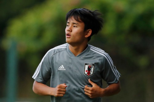 Real Madrid set to sign Takefusa Kubo, 18, dubbed 'Japan's Messi'