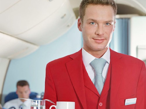 How cabin crew use secret codes to point out attractive passengers - Business Insider