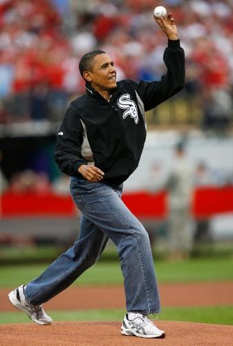 'I'm a little frumpy:' How Obama learned to dress like the president