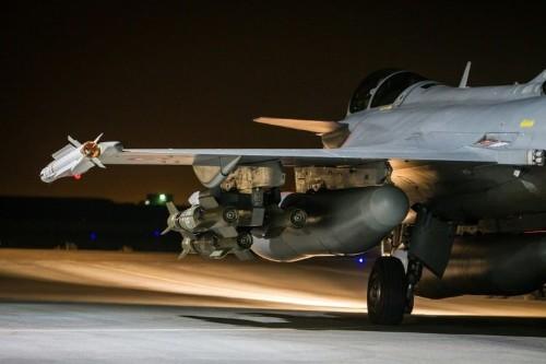 French, Russian raids in Syria kill 33 IS jihadists in 72 hours