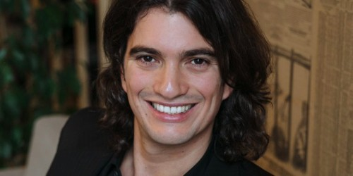 How WeWork paid Adam Neumann $5.9 million to use the name 'We'