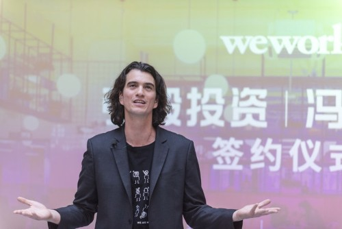 WeWork is reportedly leaning toward delaying its IPO