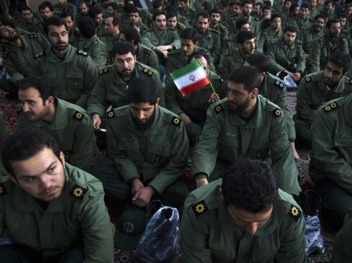 Iran and ISIS 'both approach Iraq and Syria in the same way'