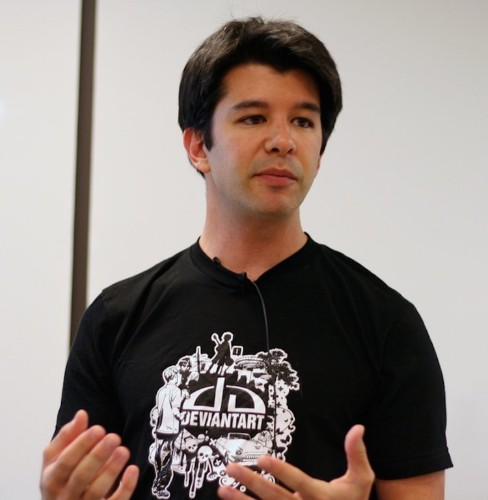 How Uber CEO Travis Kalanick Went From Having A Failed Startup To Owning A Multibillion-Dollar Empire