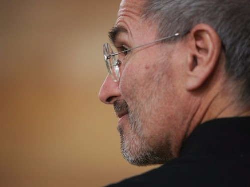 Steve Jobs' secret for eliciting questions, overheard at a San Francisco café