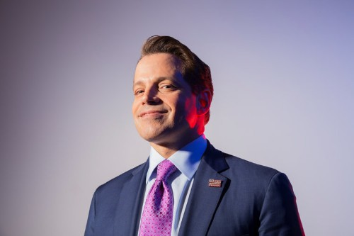 In its return to the Bellagio, Scaramucci's SALT conference shuns hedge funds for political pros