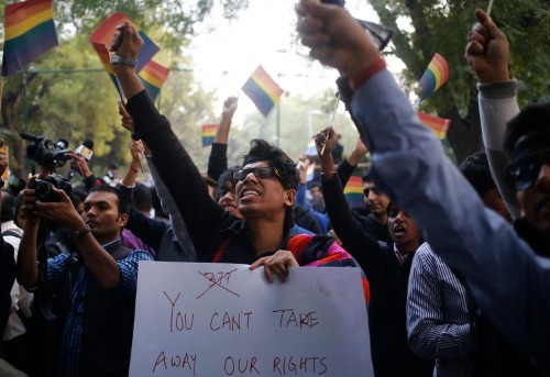 India May Backtrack On The Gay Sex Ban After Global Outrage