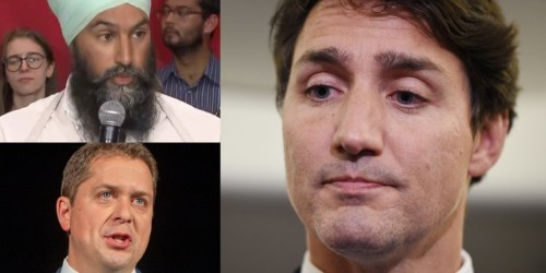 Justin Trudeau brownface: Canadian politicians line up to attack