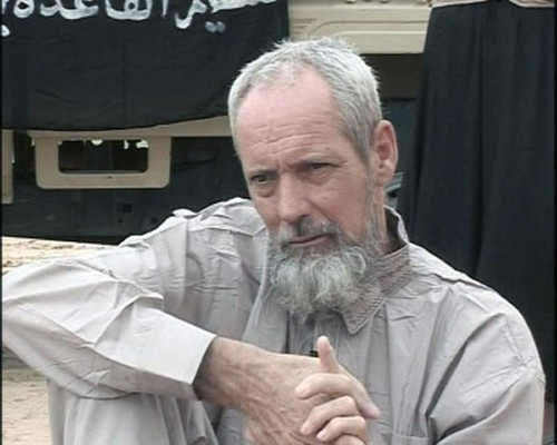 French free Dutch hostage in Mali four years after kidnap