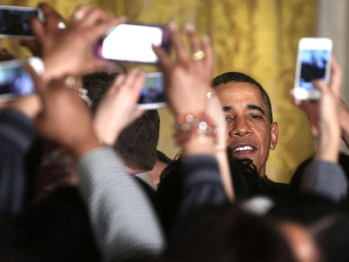 Obama Is Trapped In The Middle Of Apple And Samsung's War