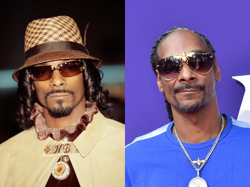 THEN AND NOW: 14 hip-hop icons - Business Insider