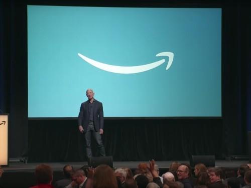 Watch Amazon customer ask Jeff Bezos to return an item