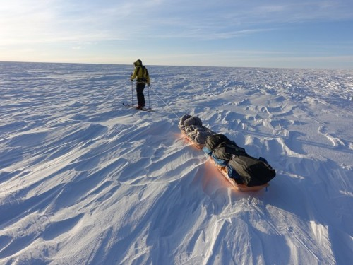 What Colin O'Brady ate as he crossed Antarctica alone and unaided