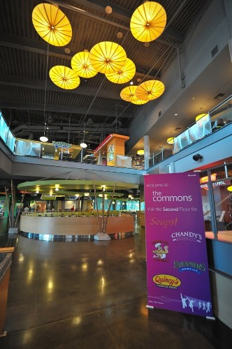Microsoft Has A Full-Blown Mall Right On Its Massive Headquarters