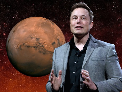This is Elon Musk's plan to begin colonizing Mars by 2022