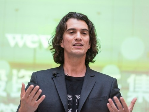 WeWork isn't even close to being profitable — it loses $219,000 every hour of every day