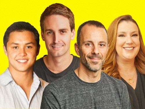 Snap's New Guard: Meet the new power players who help CEO Evan Spiegel run Snap Inc.