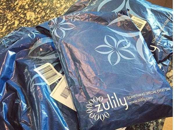 Zulily had a great response after a customer tried to return a coat - Business Insider