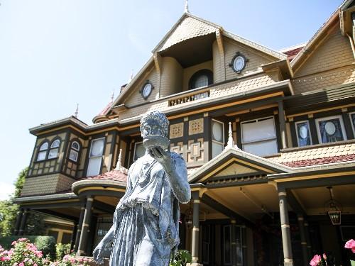 Inside California's beautifully bizarre Winchester Mystery House