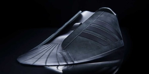 Adidas is carving shoes out of a single piece of leather with a high tech milling machine