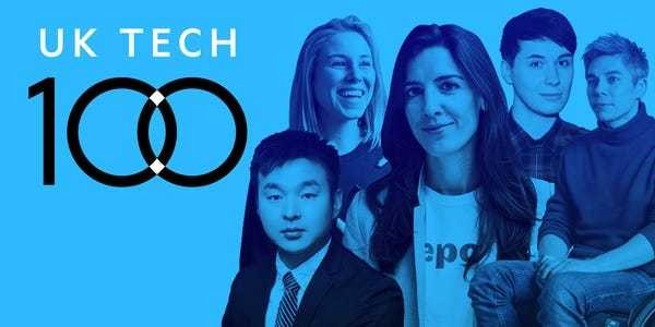UK Tech 100: The 100 most influential people shaping British technology in 2019 - Business Insider