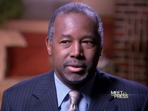 Chuck Todd confronts Ben Carson: Why do you keep talking about Nazis?