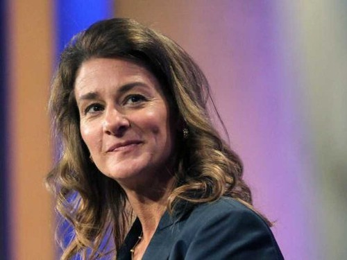 Melinda Gates: Warren Buffett Taught Me How To Be A Good Friend