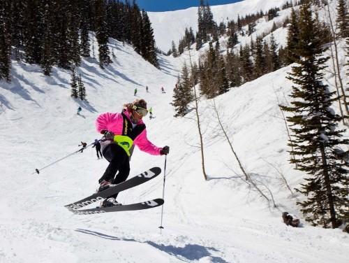 The World's Longest Ski Runs
