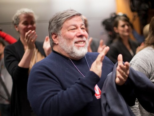 Apple cofounder weighs in on FBI controversy: 'I think Steve would have gone for the privacy'