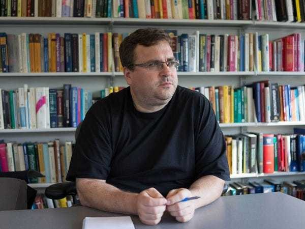 Reid Hoffman on how to network and connect with anyone - Business Insider