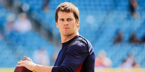 Tom Brady working out at TB12 instead of Patriots OTAs sends message