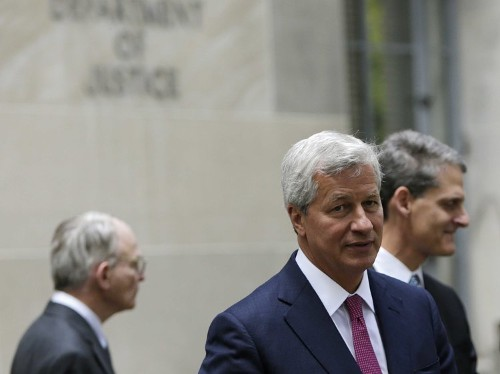 Jamie Dimon To Employees: 'Don't BS' Over Instant Message