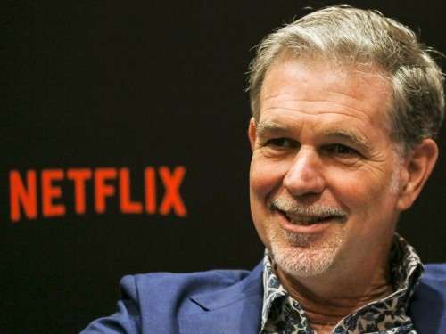 Netflix threatens Straight Pride parade with legal action over logo