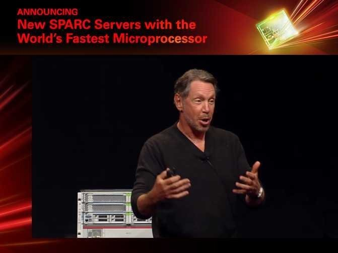 Larry Ellison Declared War On IBM With Oracle's Fastest Ever Computer