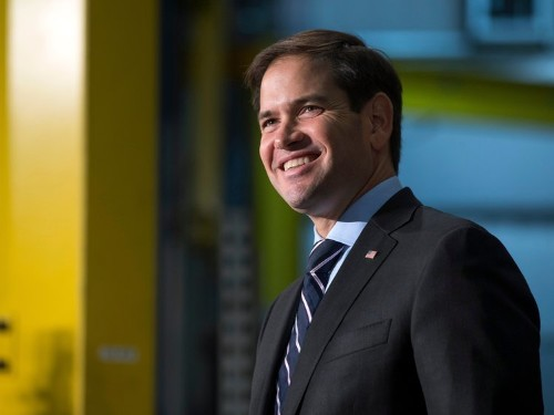 Marco Rubio is gaining in a key metric that reliably predicts who wins presidential nominations