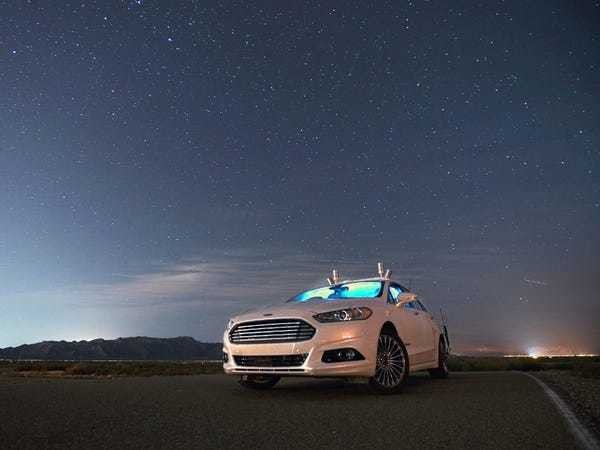 Consumers don't want to pay for self-driving tech in their cars - Business Insider