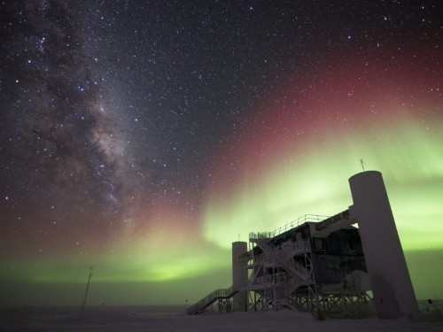 This particle could explain why you exist — but 1 billion tons of Antarctic ice couldn't catch it