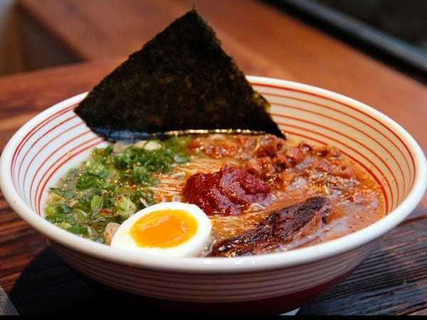 The 13 best places to eat ramen in New York City - Business Insider