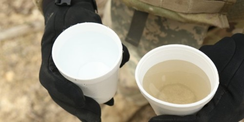 Want to see results of water tests for a dangerous contaminant at Army installations? That'll be $290,400