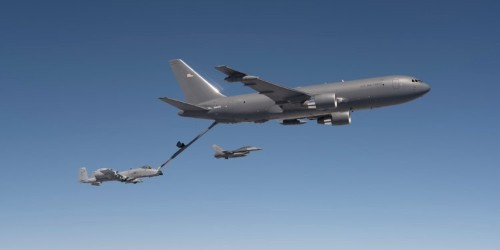 The Air Force's brand-new, problem-plagued tanker probably won't deploy for another 3 years — or longer