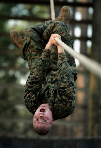 Research on Marines uncovered a huge predictor of self-motivation and success