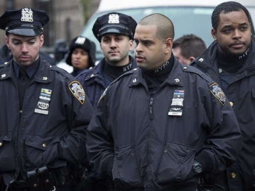 The NYPD Is Facing A Wave Of Violent Threats Against Officers