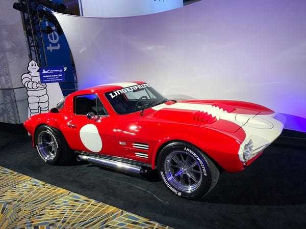 The coolest things I saw at the Detroit auto show - Business Insider