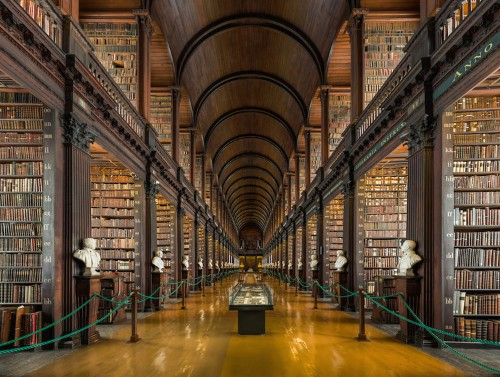 Inside 10 of the world's most ancient and beautiful libraries