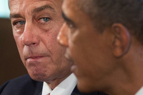 John Boehner Is Getting Ready To Mount A Potentially Gigantic Lawsuit Against Obama