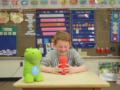 This talking dinosaur for kids was named one of the best inventions of the year