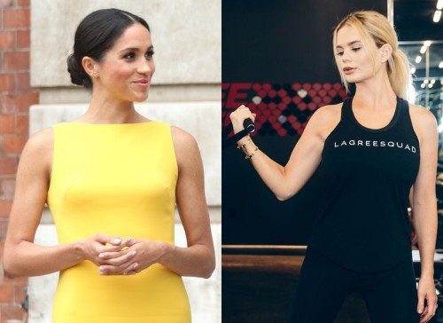 Meghan Markle uses 'Time Under Tension' workout method — here's how it works